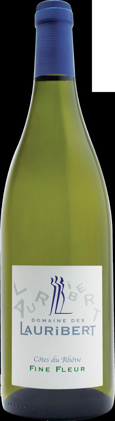 Bouteille de Vin Domaine des Lauribert Fine fleur