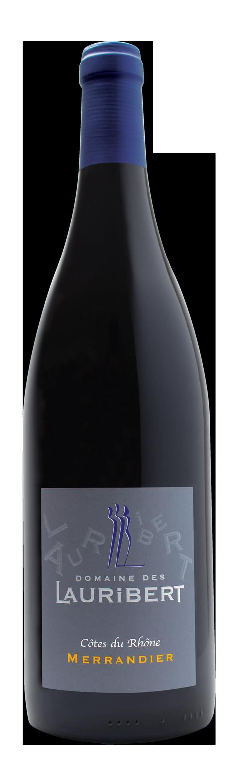 Bouteille de Vin Domaine des Lauribert Merrandier