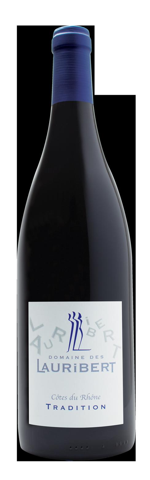 Bouteille de Vin Domaine des Lauribert Tradition