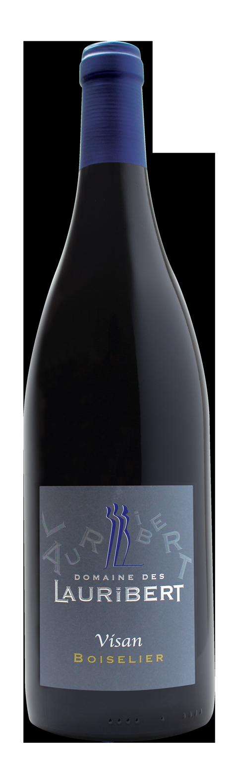 Bouteille de Vin Domaine des Lauribert boiselier